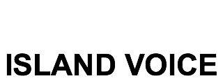 ISLAND VOICE